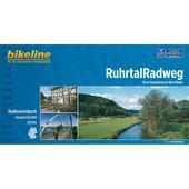 BIKELINE RUHRTALRADWEG  - Radwanderführer