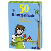 50 NATUREXPERIMENTE Kinder -