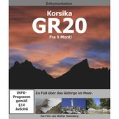 KORSIKA: GR20 - FRA LI MONTI BLURAY  -