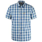 Fjällräven ÖVIK BUTTON DOWN SHIRT SS Männer - Outdoor Hemd