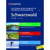 KOMPASS Ringbuch Schwarzwald