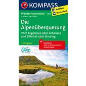 KOKA 2556 Die Alpenüberquerung  -