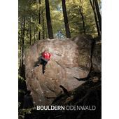 BOULDERN ODENWALD  - Kletterführer