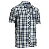 Compass SS Shirt Plaid