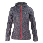 Salomon Fast Wing Graphic Hoodie Frauen -