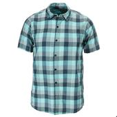 Icebreaker DEPARTURE II S/S SHIRT PLAID Männer - Outdoor Hemd