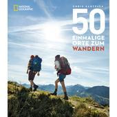 50 EINMALIGE ORTE ZUM WANDERN  -