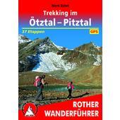 BVR TREKKING IM ÖTZTAL - PITZTAL  - Wanderführer