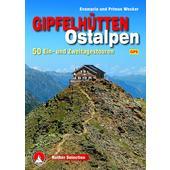 Gipfelhütten Ostalpen