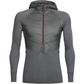 Ellipse LS Half Zip Hood