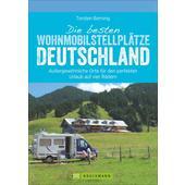 WOHNMOBIL-STELLPLÄTZE DEUTSCHLAND  - Reiseführer