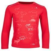 Vaude Zodiak LS Shirt V Kinder - Funktionsshirt