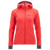 Tierra AKTSE HOOD FLEECE W Frauen - Fleecejacke