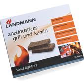 Anzündsticks Grill + Kamin 12 Riegel