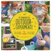 DIE SPANNENDSTEN OUTDOOR-EXPERIMENTE FÜR KINDER  - Kinderbuch