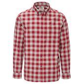 Fjällräven ÖVIK CHECK SHIRT LS M Männer - Outdoor Hemd