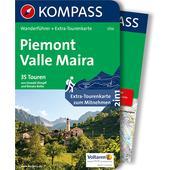 Kompass WF Piemont - Valle Maira