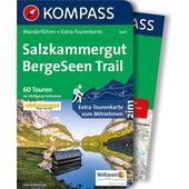 Kompass WF Salzkammergut BergeSeen Trail