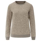 Hagleren Knitted Fleece Pullover