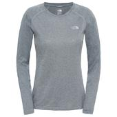 The North Face Reaxion amp L/S crew - EU Frauen - Funktionsshirt