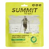 Summit to Eat GEMÜSE CHILI CHIPOTLE MIT REIS - - Outdoor Essen