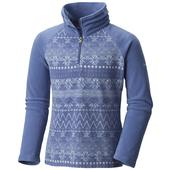 Glacial II Fleece Print Half Zip