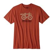 Snow Cycle Cotton/Poly Responsibili-Tee