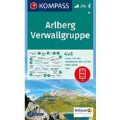 KOKA 33 Arlberg, Verwallgruppe