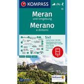 KOKA 53 Meran und Umgebung  -