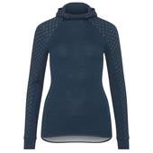 Icebreaker WMNS AFFINITY THERMO HOODED PULLOVER Frauen - Kapuzenpullover