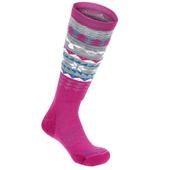Smartwool Girls Wintersport Fairisle Moose Kinder - Wintersocken