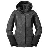 Eddie Bauer POWDER SEARCH 2-IN-1 JACKE Frauen - Doppeljacke