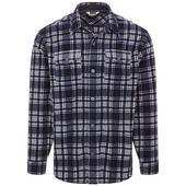 Eddie Bauer Chutes Microfleece Shirt Männer - Outdoor Hemd