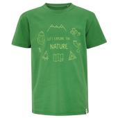 FRILUFTS GLARUS PRINTED T-SHIRT Kinder - T-Shirt