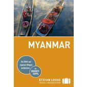 Loose Reiseführer Myanmar (Birma)
