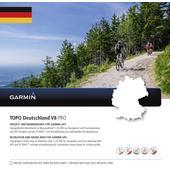 Garmin TOPO Deutschland V8 PRO  - Wanderkarte