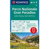 KOKA 86 Nationalpark Gran Paradiso  -