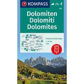 KOKA 672 Dolomiten  -