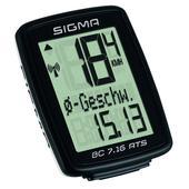 Sigma BC 7.16 ATS  - Tacho