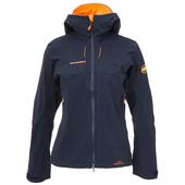 Mammut ULTIMATE EISFELD  SO HOODED JACKET Frauen - Softshelljacke