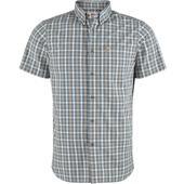 Fjällräven Övik Shirt SS Männer - Outdoor Hemd