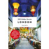 500 Hidden Secrets London  -