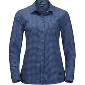 Jack Wolfskin Alin Shirt Frauen - Outdoor Bluse
