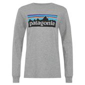Patagonia Long Sleeved Graphic Organic T-Shirt Kinder - Langarmshirt