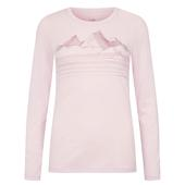 Icebreaker WMNS TECH LITE LS LOW CREWE APPROACH Frauen - Funktionsshirt