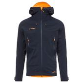 Mammut Ultimate Eisfeld SO Hooded Jacket Männer - Softshelljacke