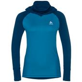 Odlo Top w/Facemask l/s Active Revel Frauen - Funktionsunterwäsche