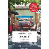 500 Hidden Secrets Paris  -