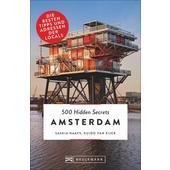 500 Hidden Secrets Amsterdam  -