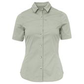 Fjällräven HIGH COAST STRETCH SHIRT SS W Frauen - Outdoor Bluse